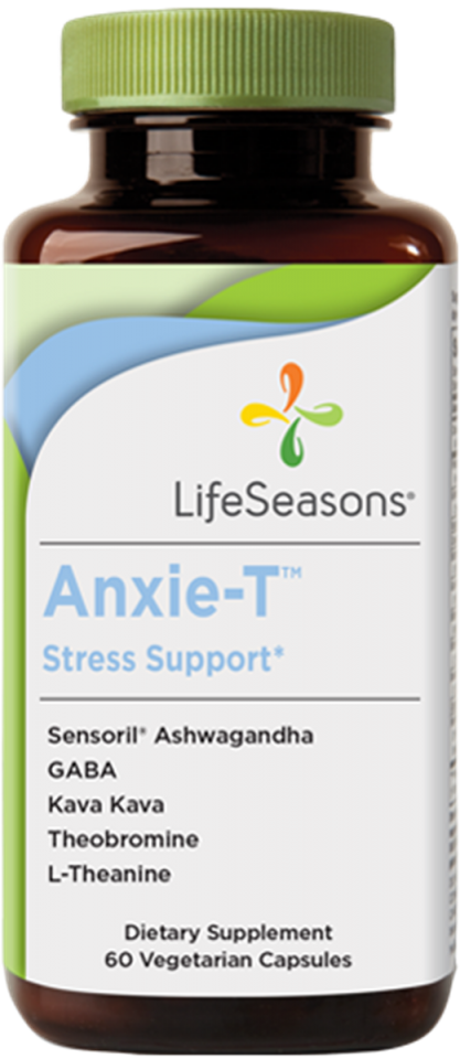 Anxie-t Stress Support Dietary Supplement | The Natural Products