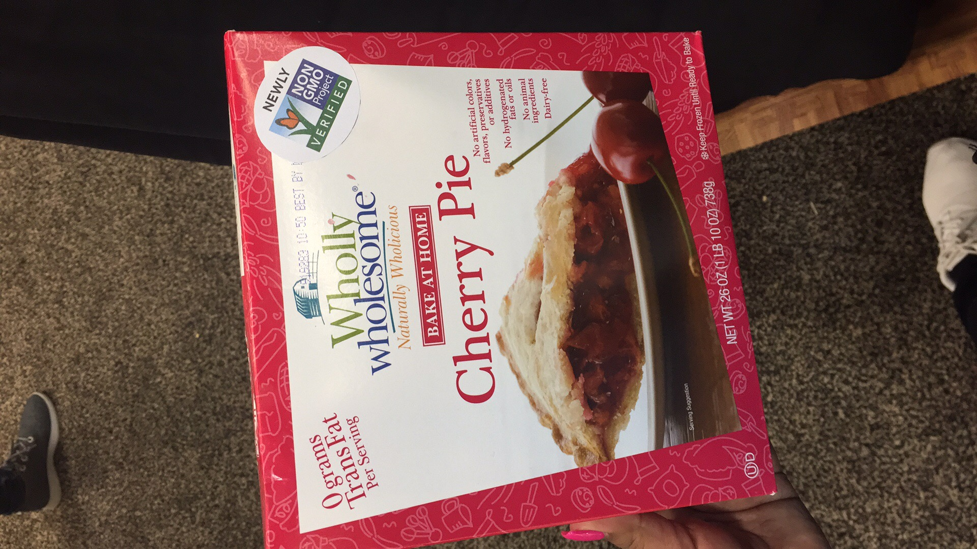 Pie | The Natural Products Brands Directory