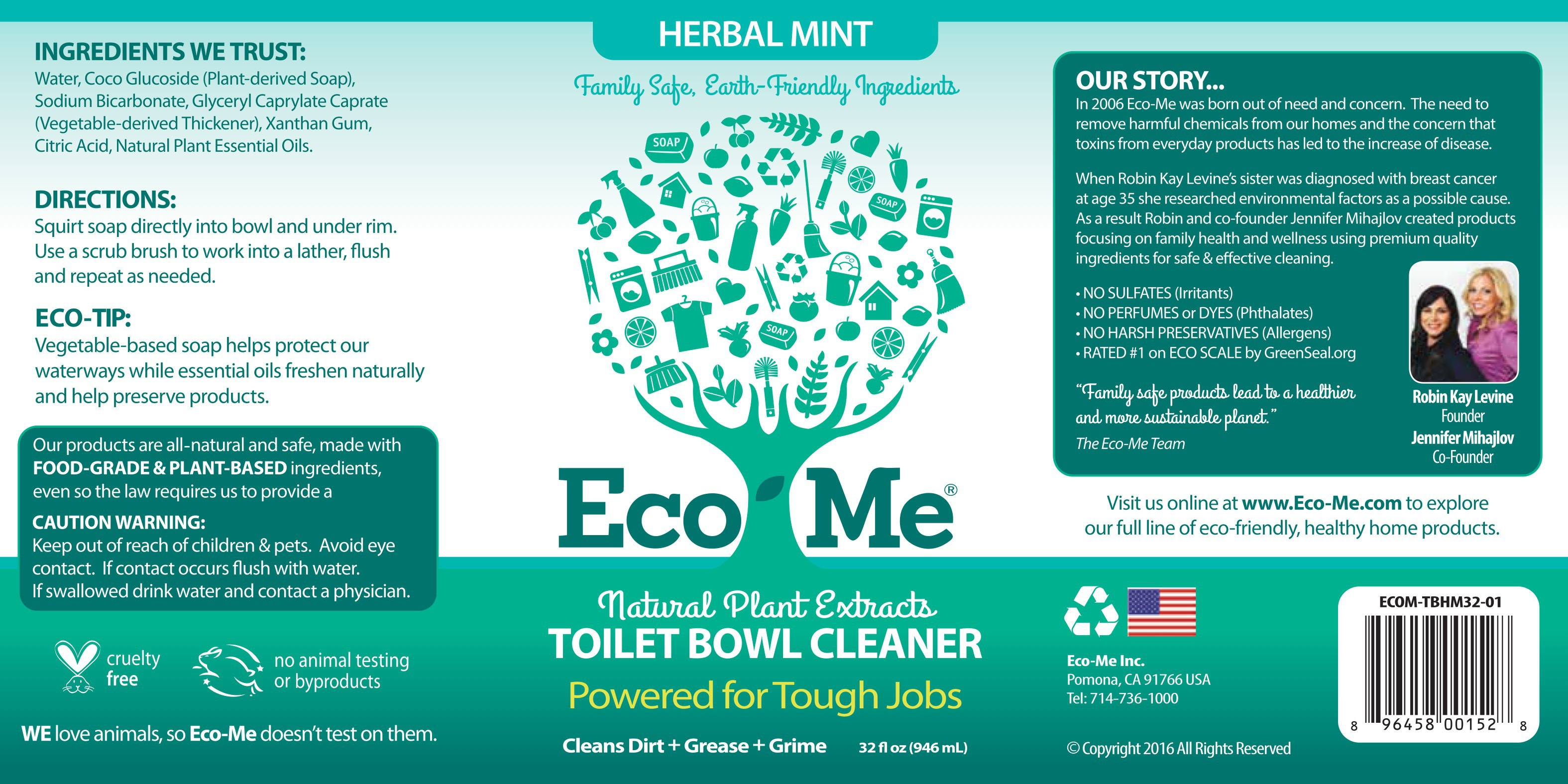 Toilet Bowl Cleaner   The Natural Products Brands Directory