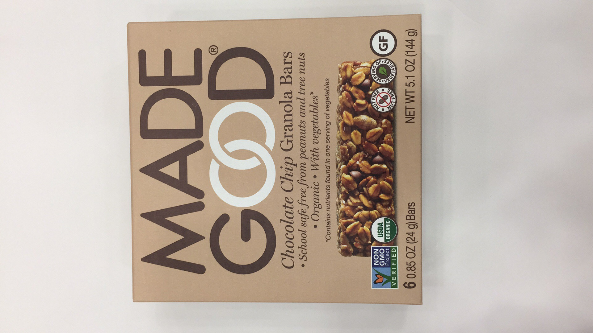 Chocolate Chip Granola Bars The Natural Products Brands Directory