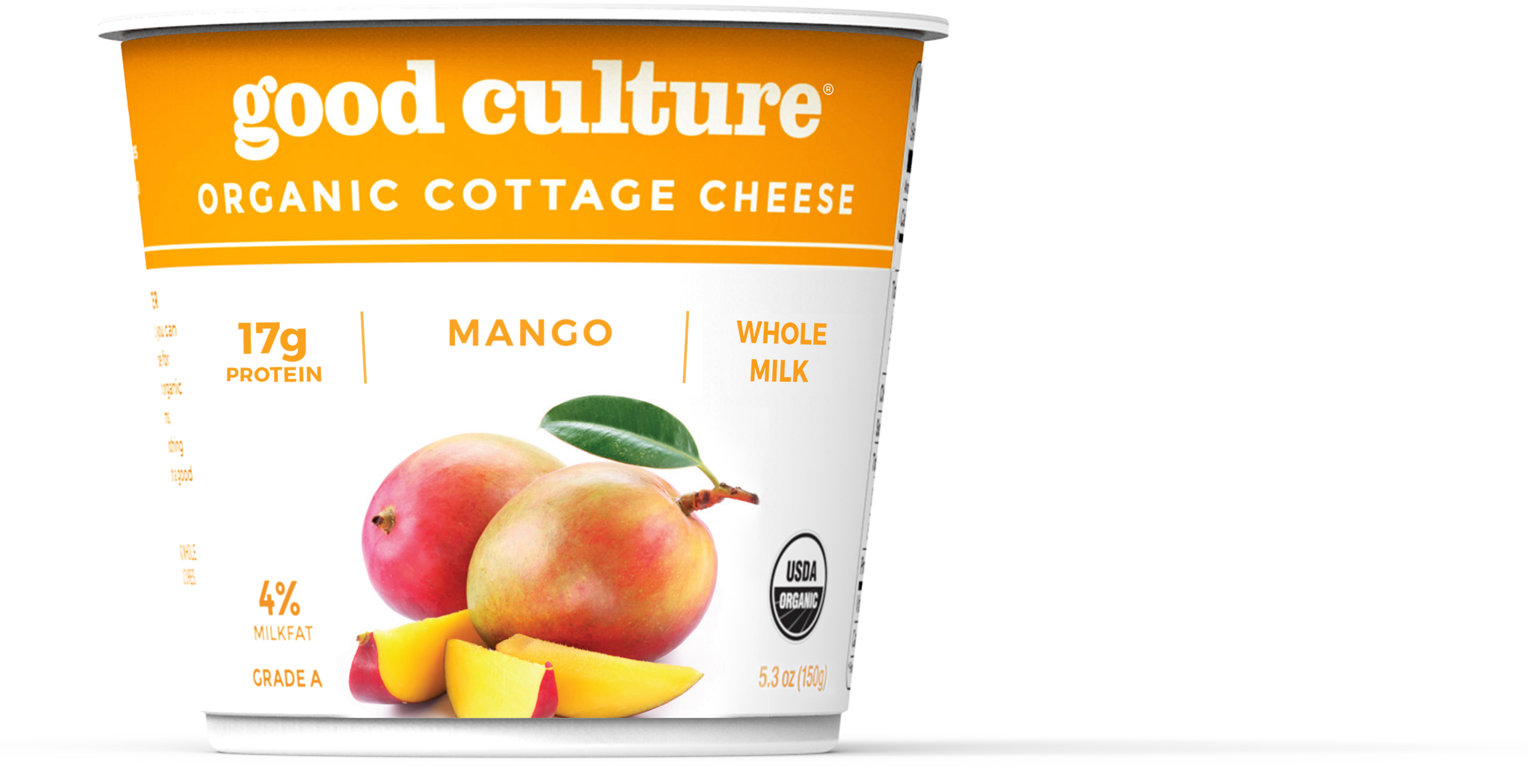 Miraculous Organic Cottage Cheese The Natural Products Brands Directory Interior Design Ideas Clesiryabchikinfo