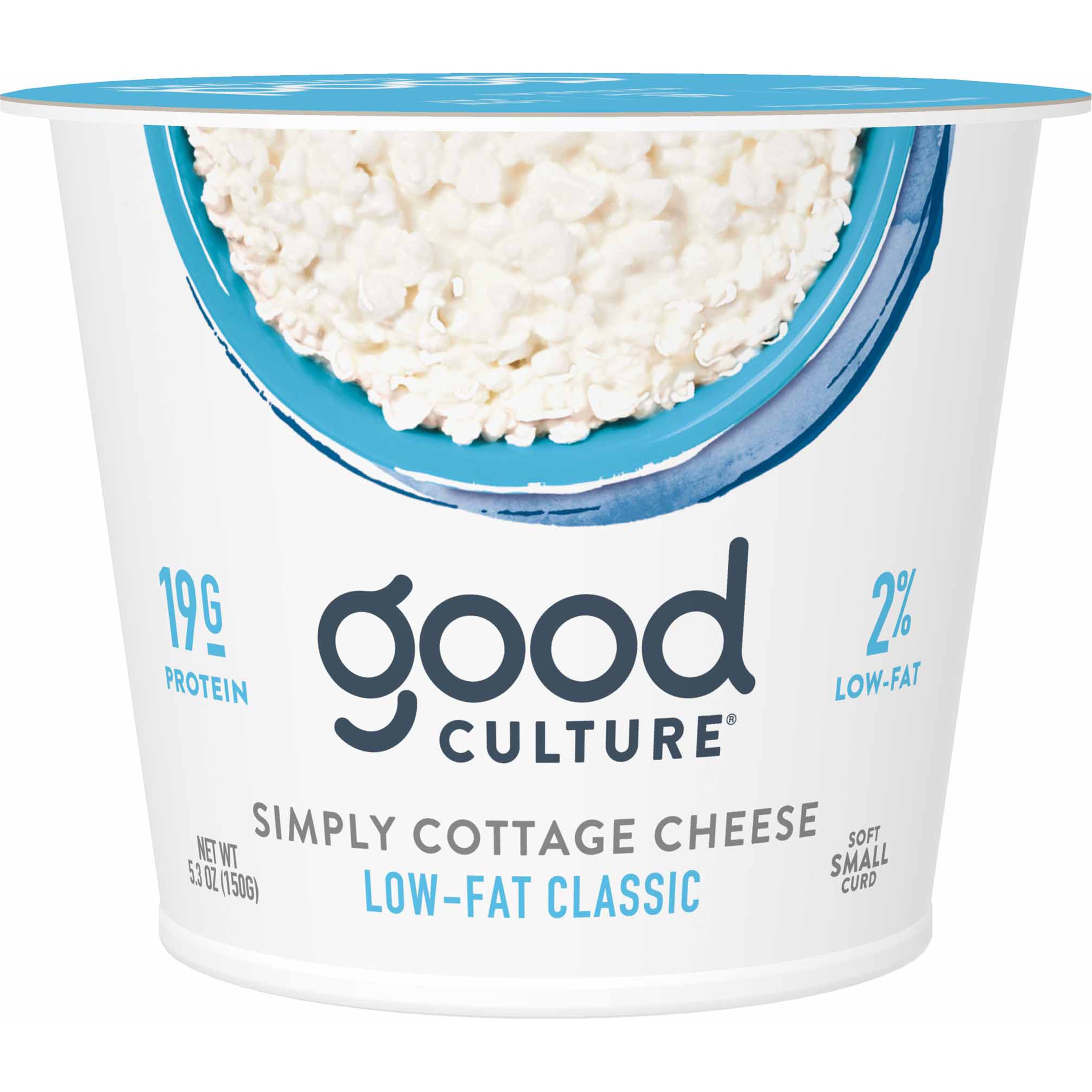 Cottage cheese, its good for all ages