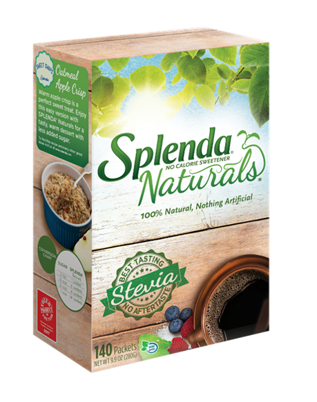 No Calorie Stevia Sweetener Packets The Natural Products Brands