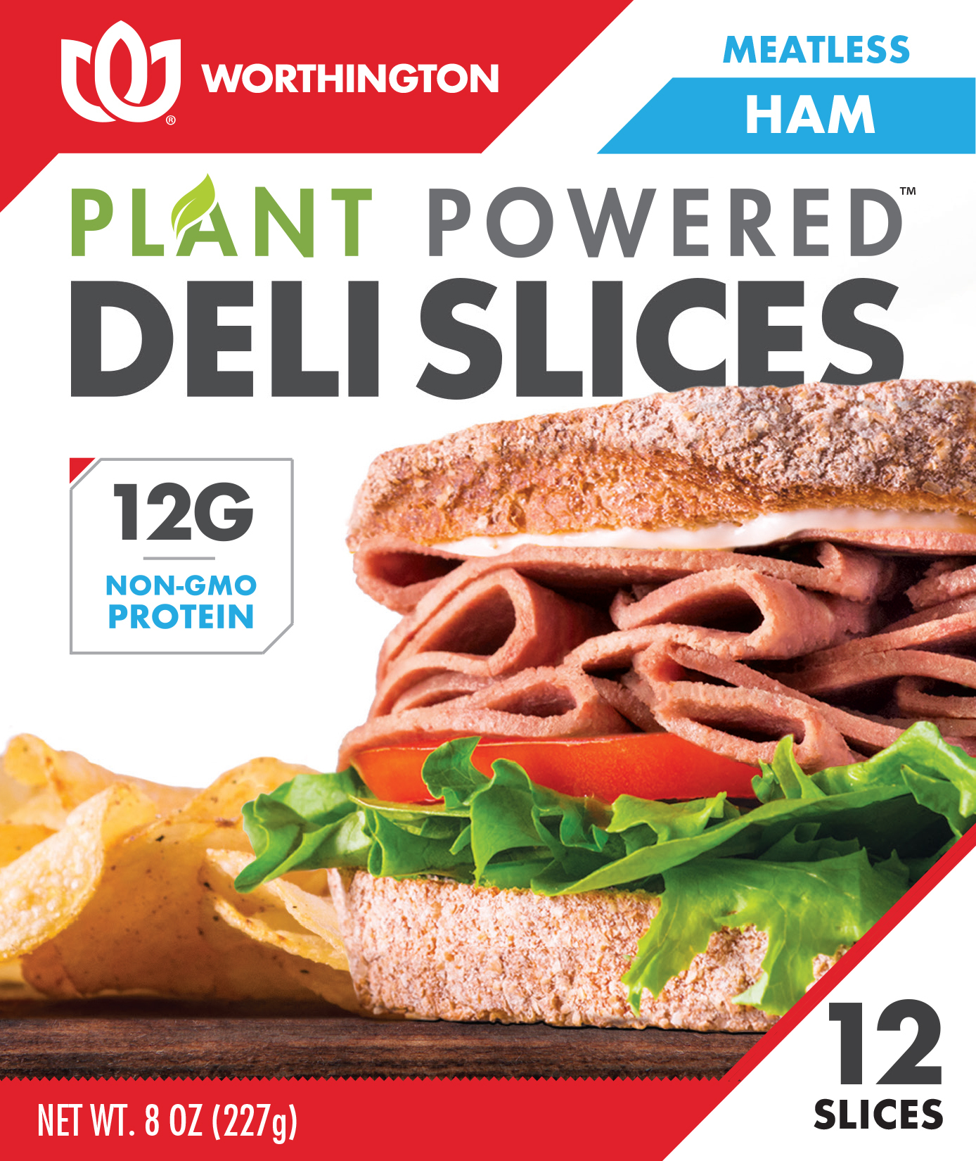 Deli slices meatless ham the natural products brands directory deli slices meatless ham forumfinder Choice Image