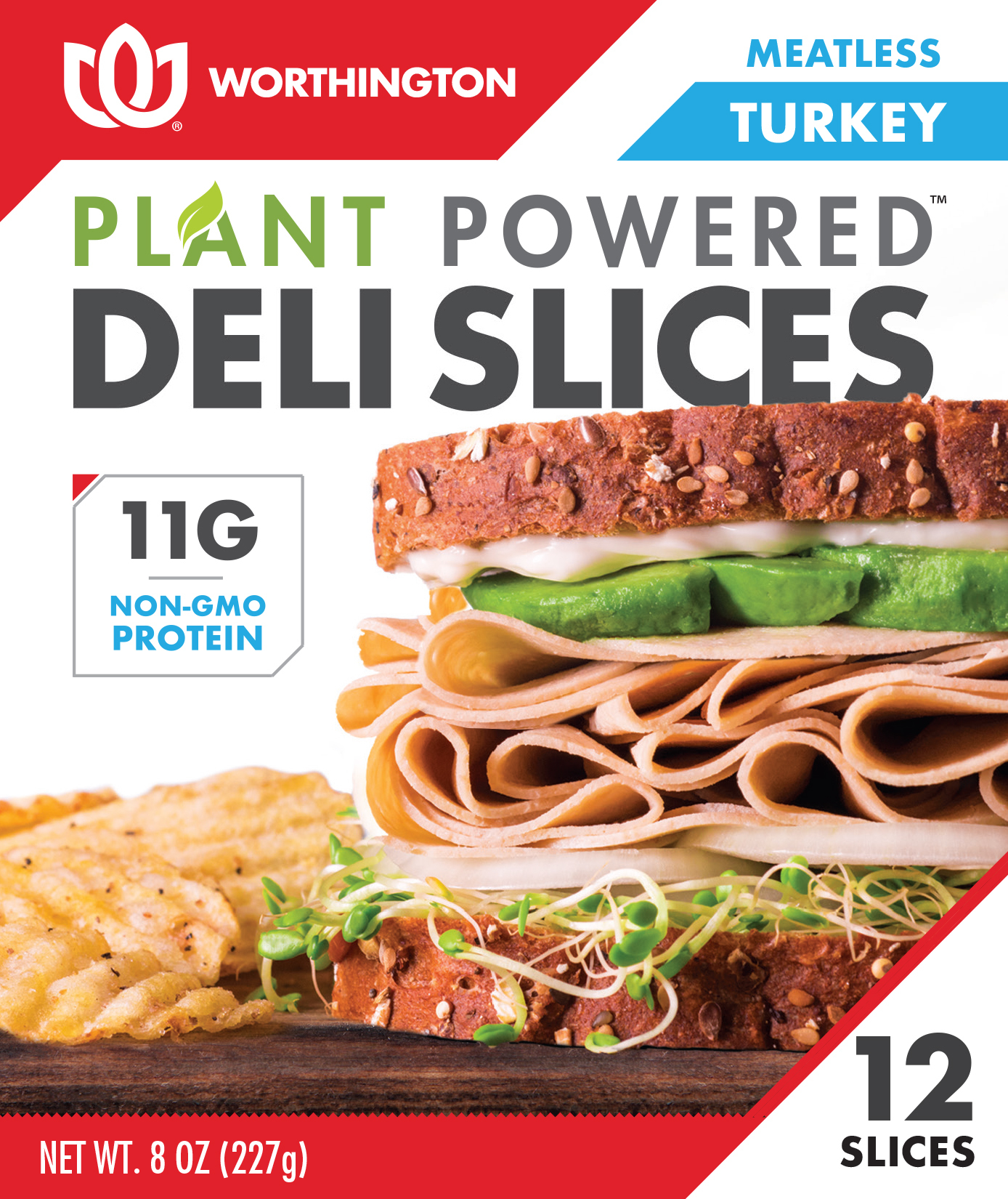 Deli slices meatless turkey frozen food vegetarian frozen meats deli slices meatless turkey forumfinder Image collections