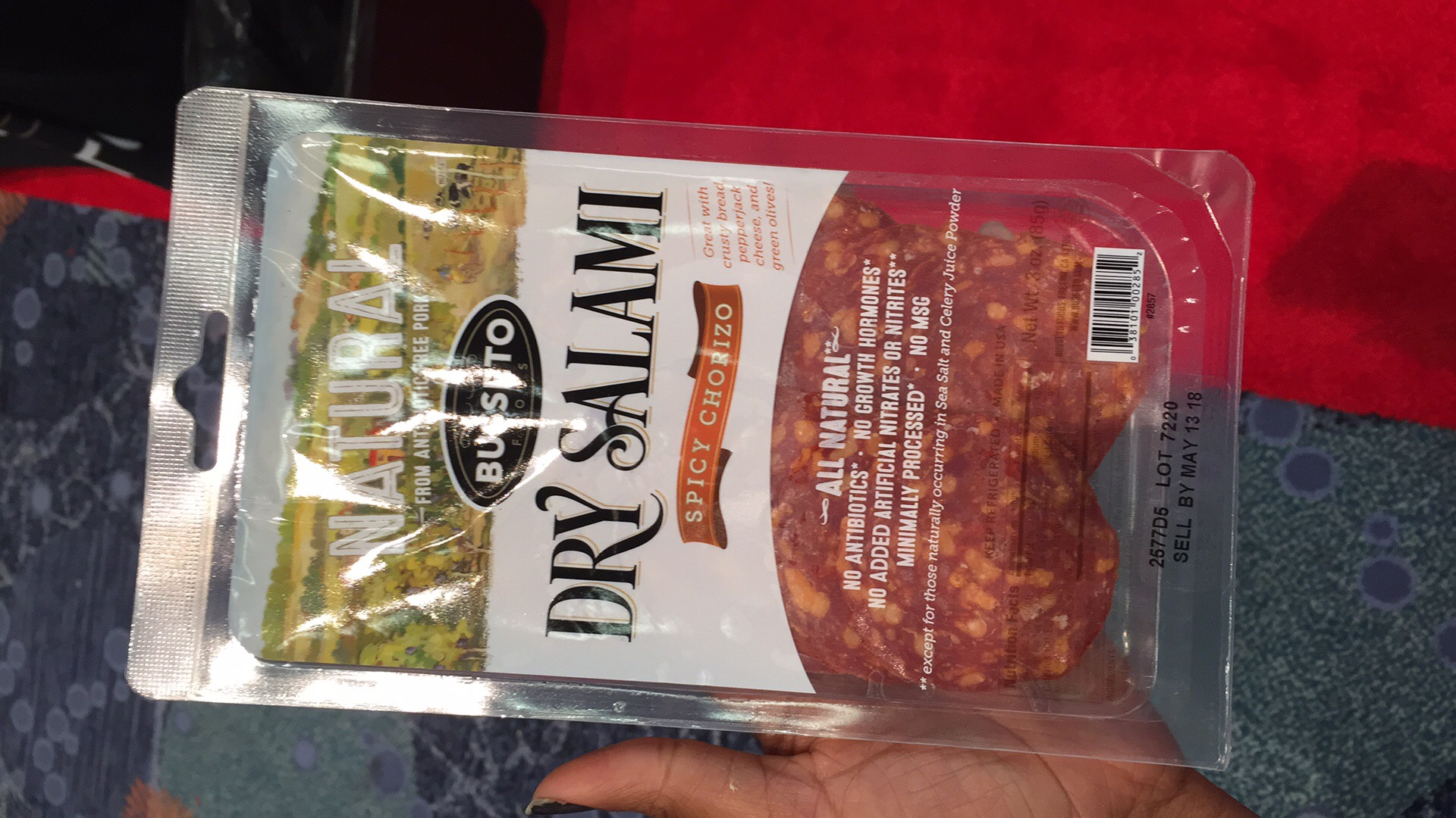 Dry Salami | The Natural Products Brands Directory