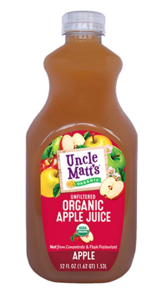 Organic Apple Juice | The Natural Products Brands Directory