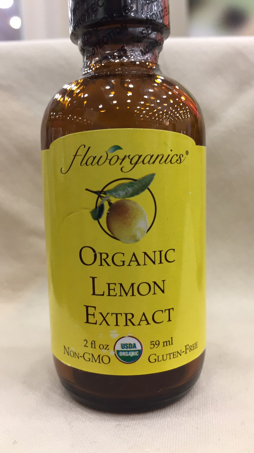 Organic Lemon Extract | The Natural Products Brands Directory