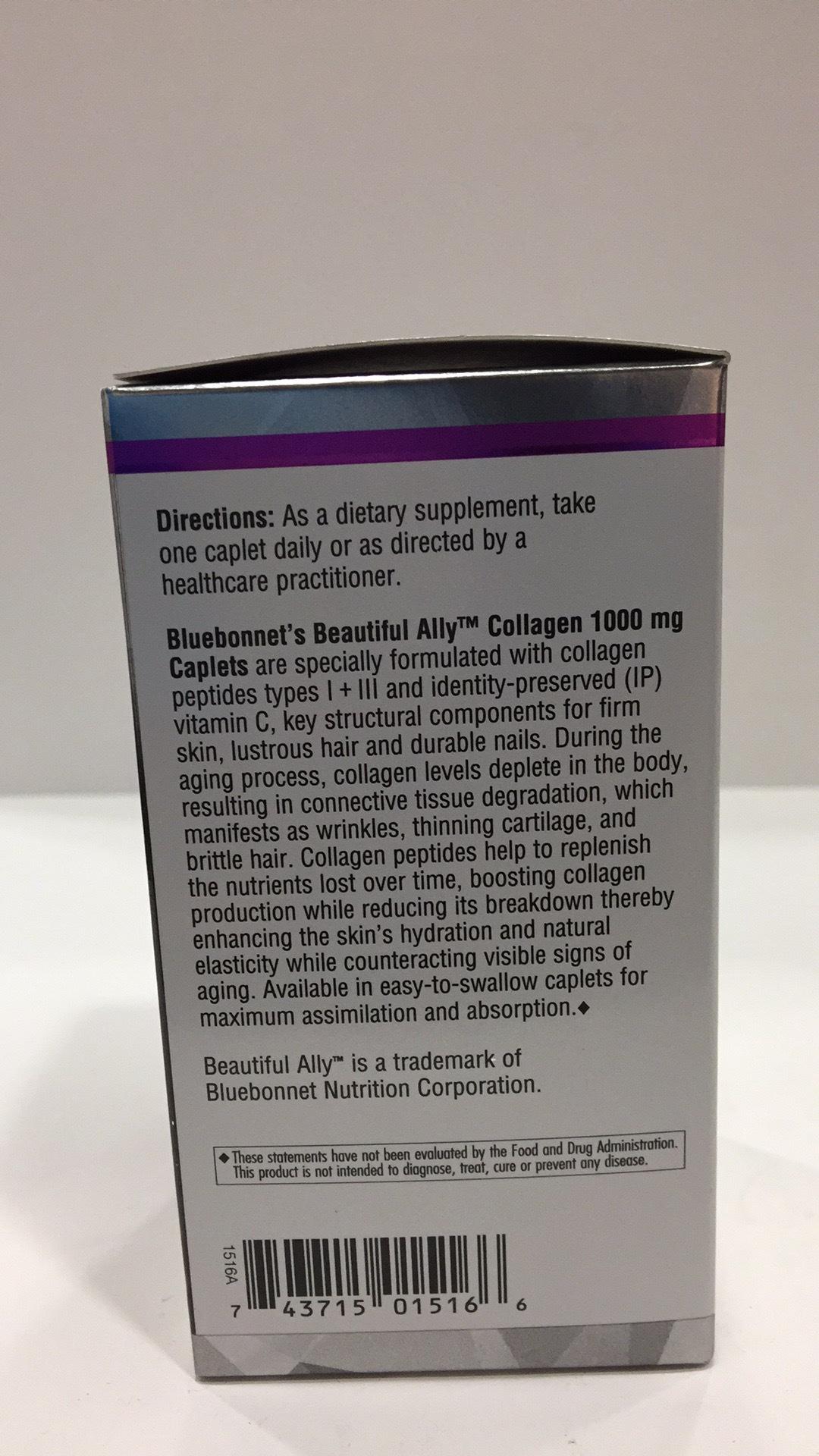 ... Collagen 1000 Mg Dietary Supplement ...