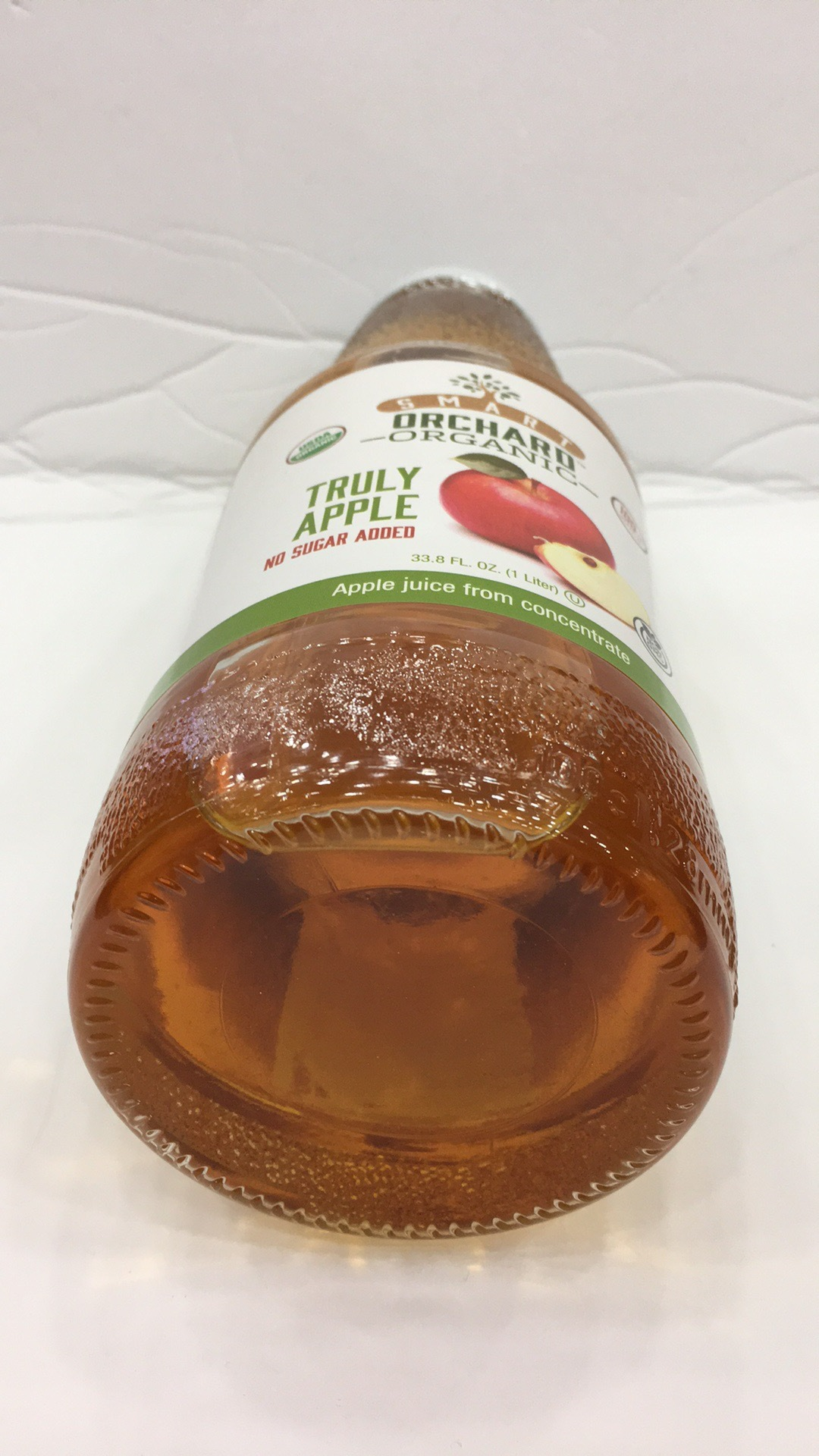 Organic Apple Juice From Concentrate | The Natural Products
