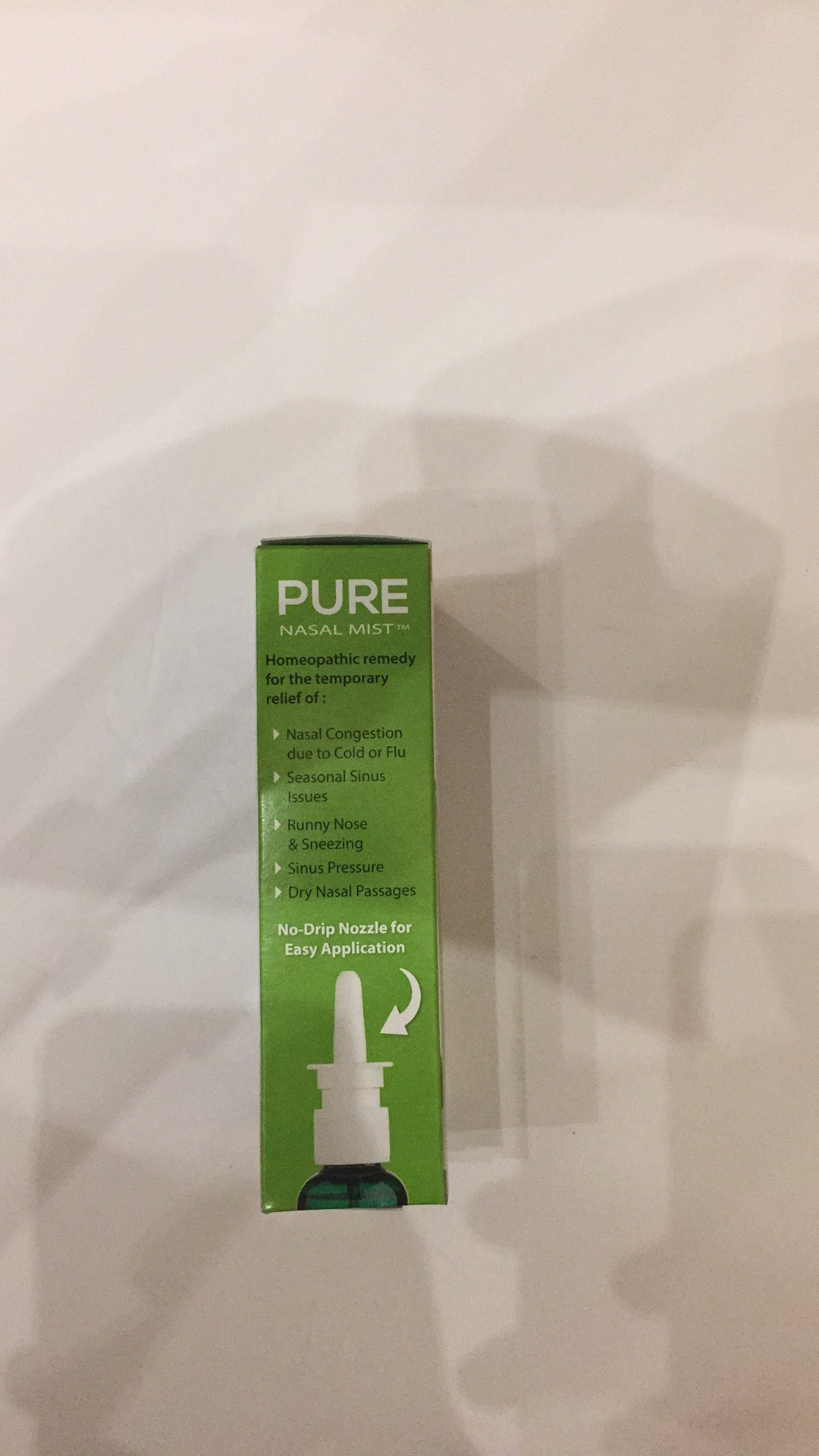 Pure Nasal Mist | The Natural Products Brands Directory