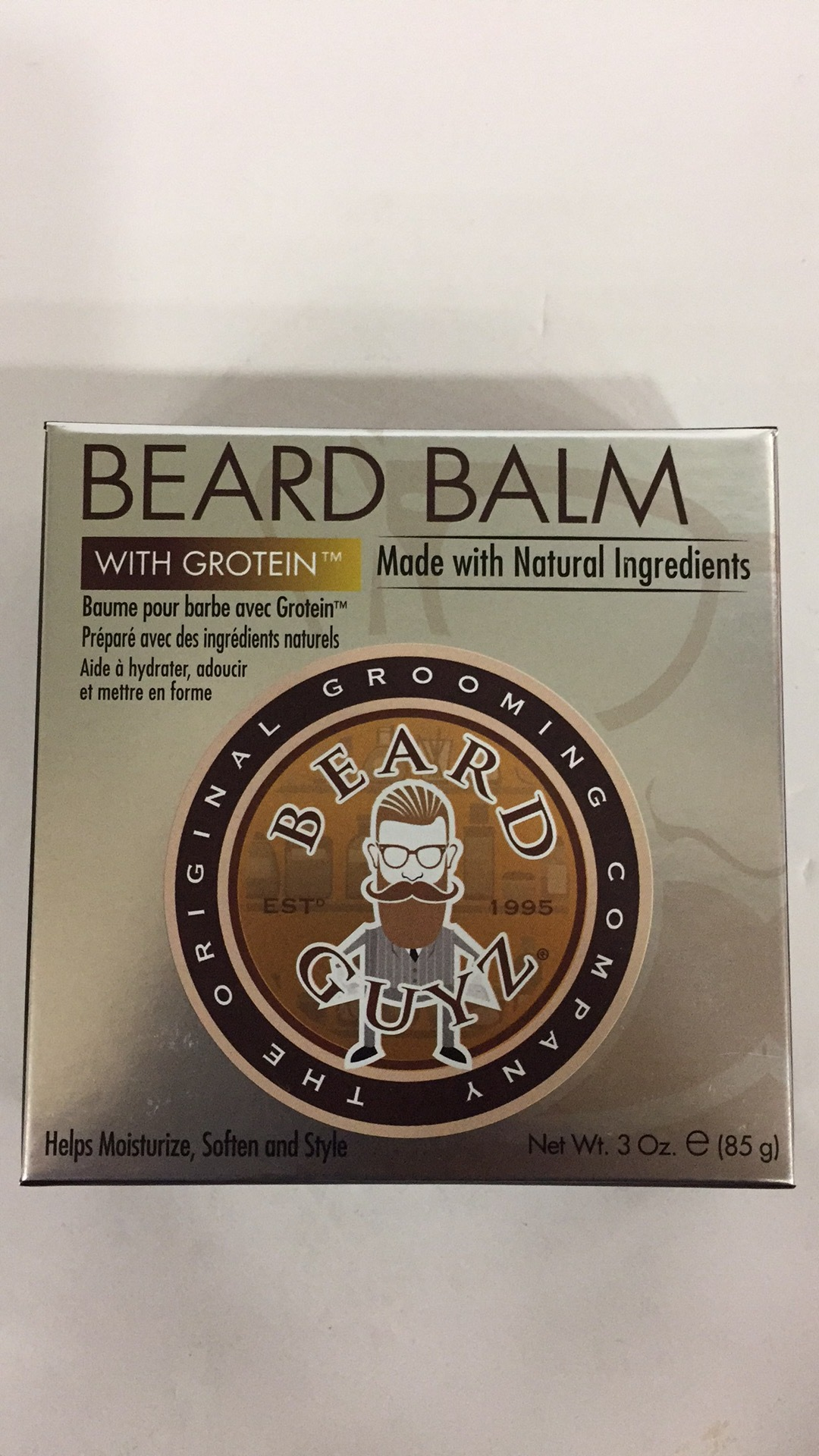 Beard Balm | The Natural Products Brands Directory