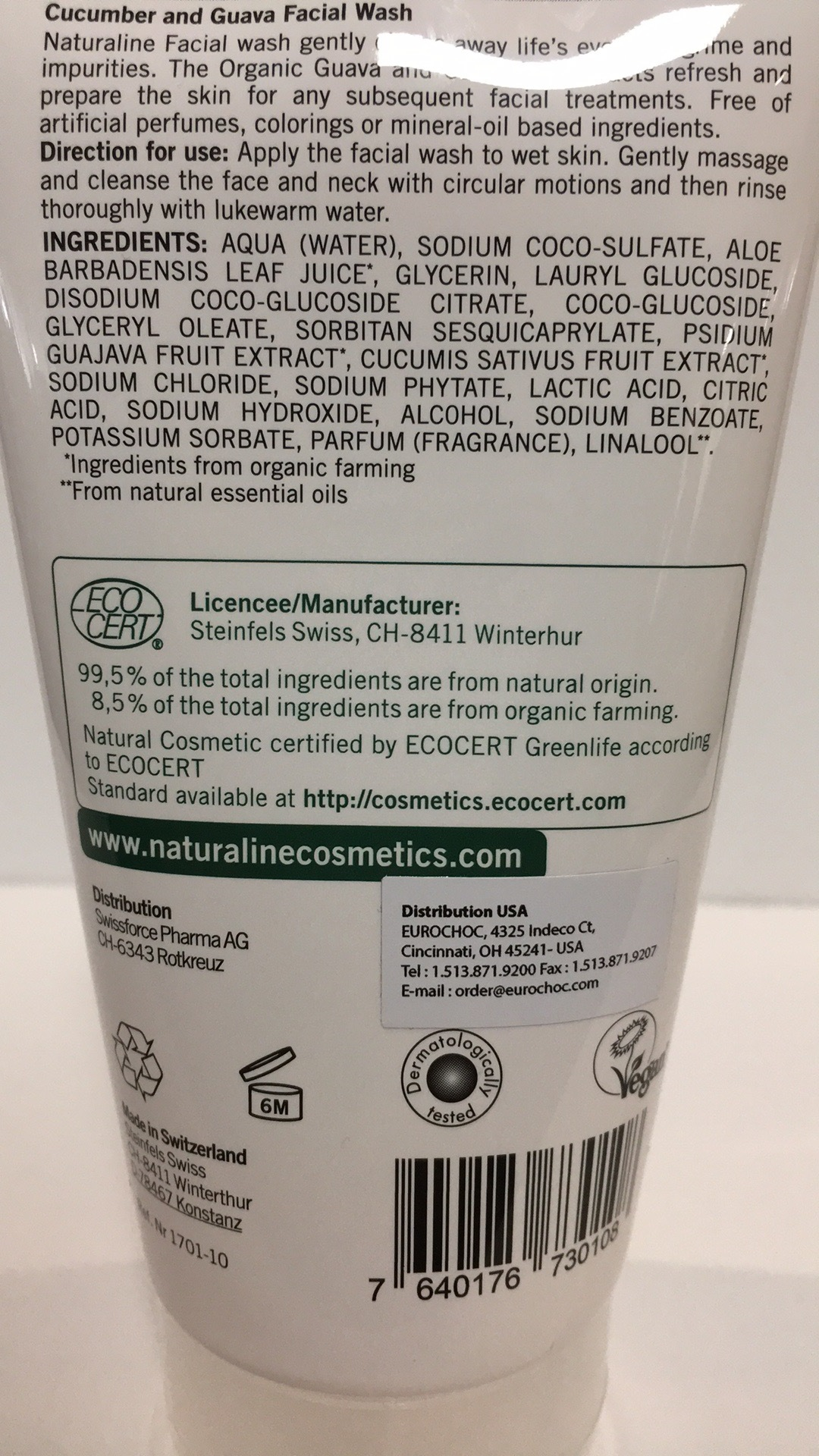 Facial Wash | The Natural Products Brands Directory