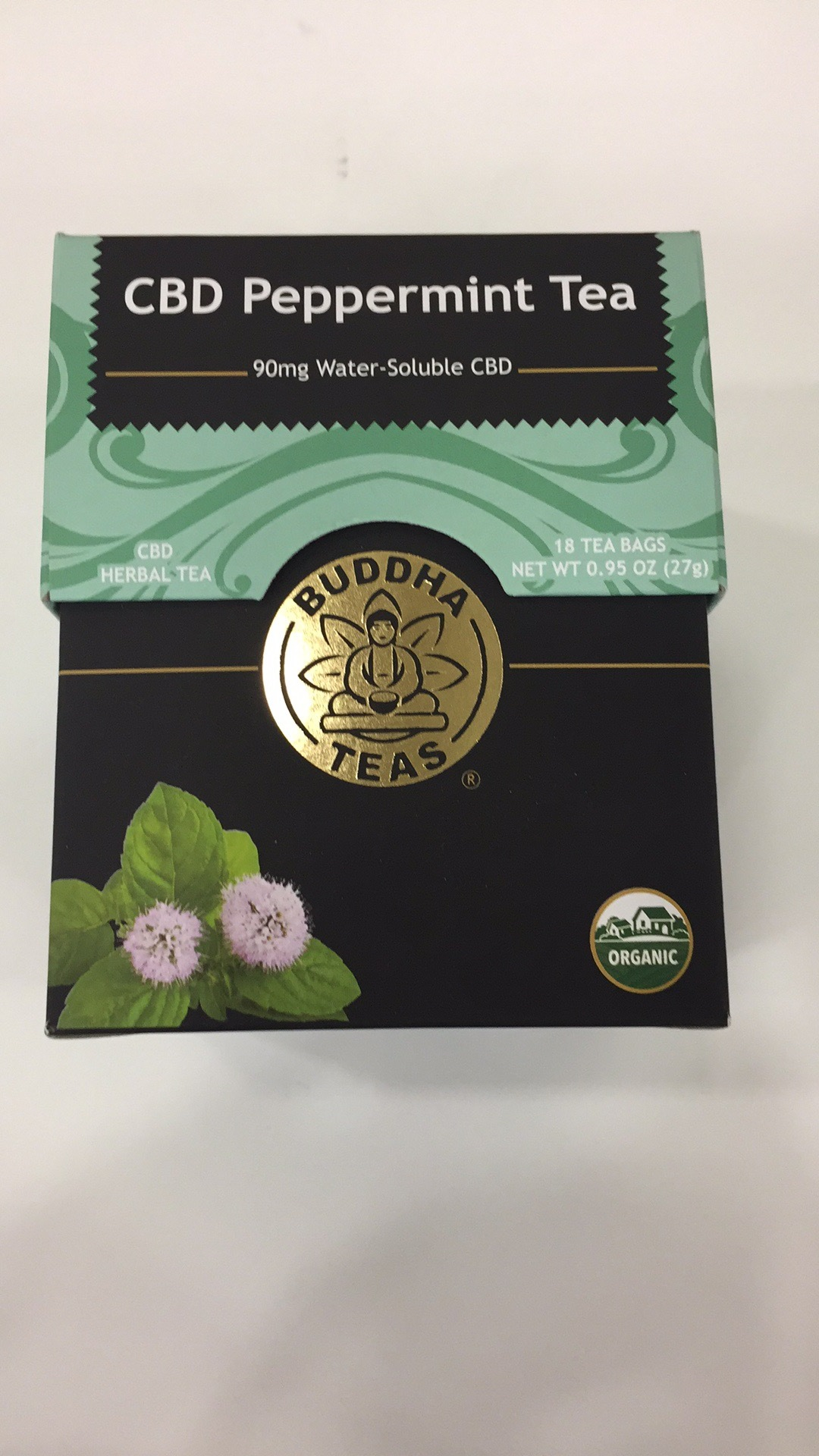 Cbd Herbal Tea | The Natural Products Brands Directory