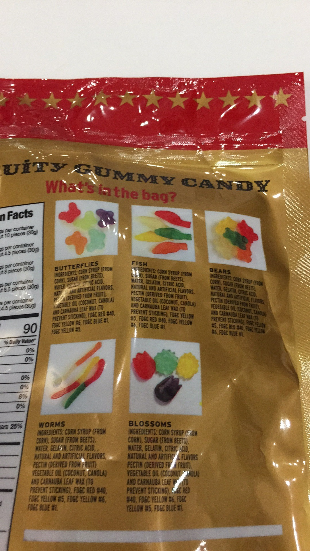 Fruity Gummy Candy | The Natural Products Brands Directory