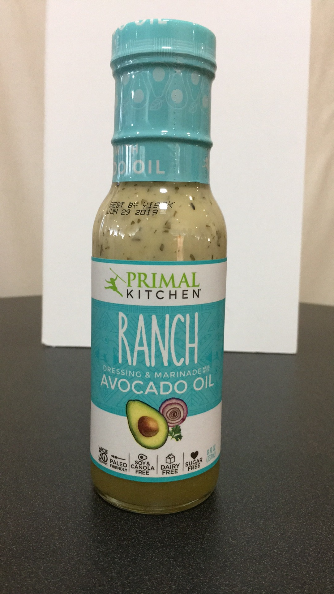Primal Kitchen Ranch >> Ranch Dressing Marinade Made With Avocado Oil The