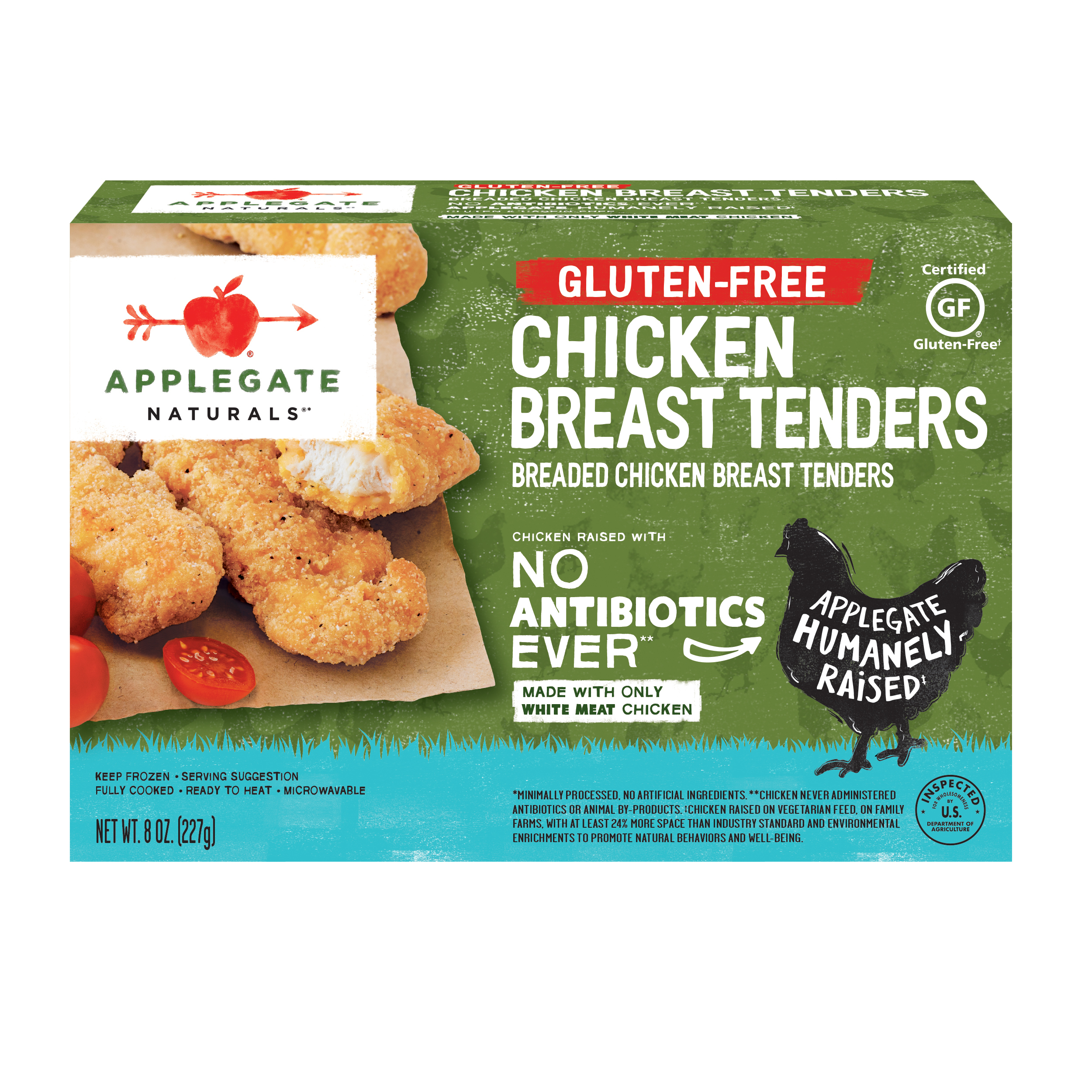CHICKEN BREAST TENDERS | The Natural Products Brands Directory