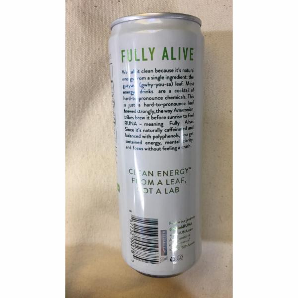 LIME CLEAN ENERGY DRINK | The Natural Products Brands Directory