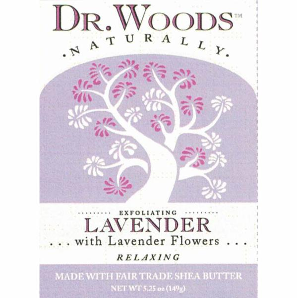 EXFOLIATING RELAXING LAVENDER SOAP FLOWERS | The Natural