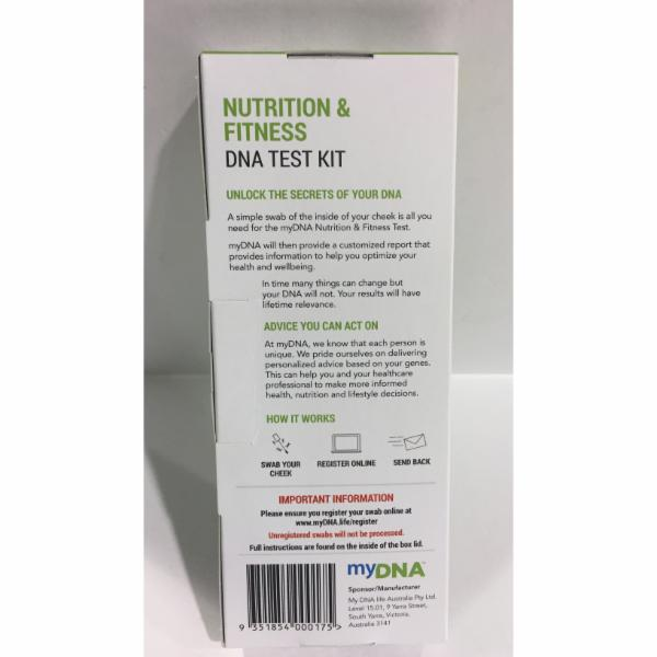 DNA TEST KIT   The Natural Products Brands Directory