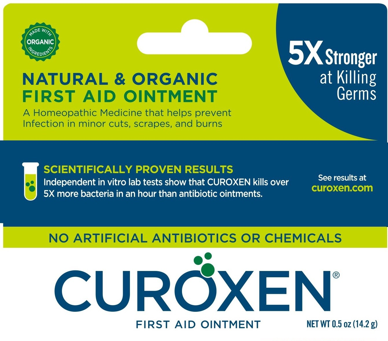 Natural & Organic First Aid Ointment | The Natural Products