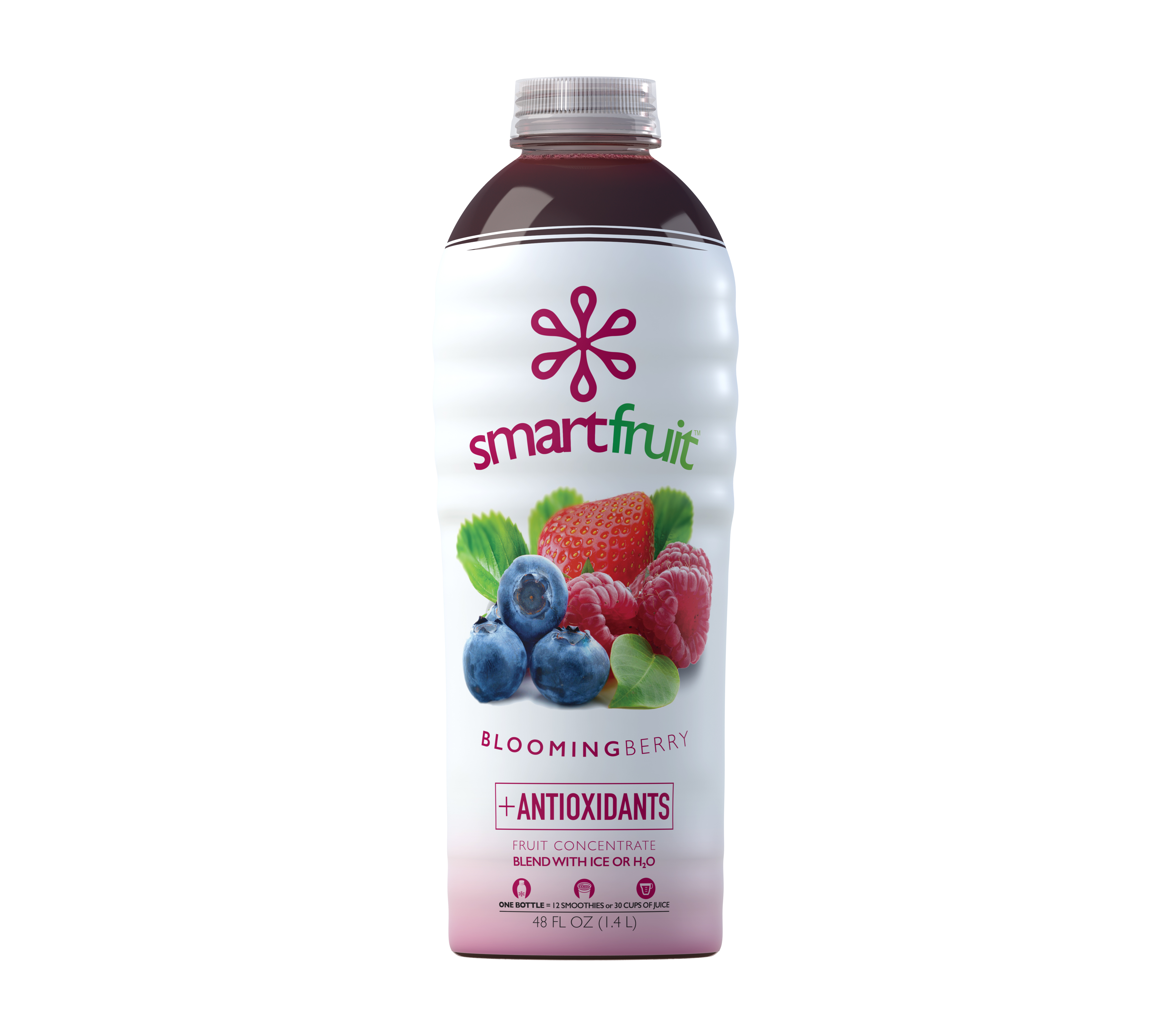 Blooming Berry Antioxidants Fruit Concentrate The Natural