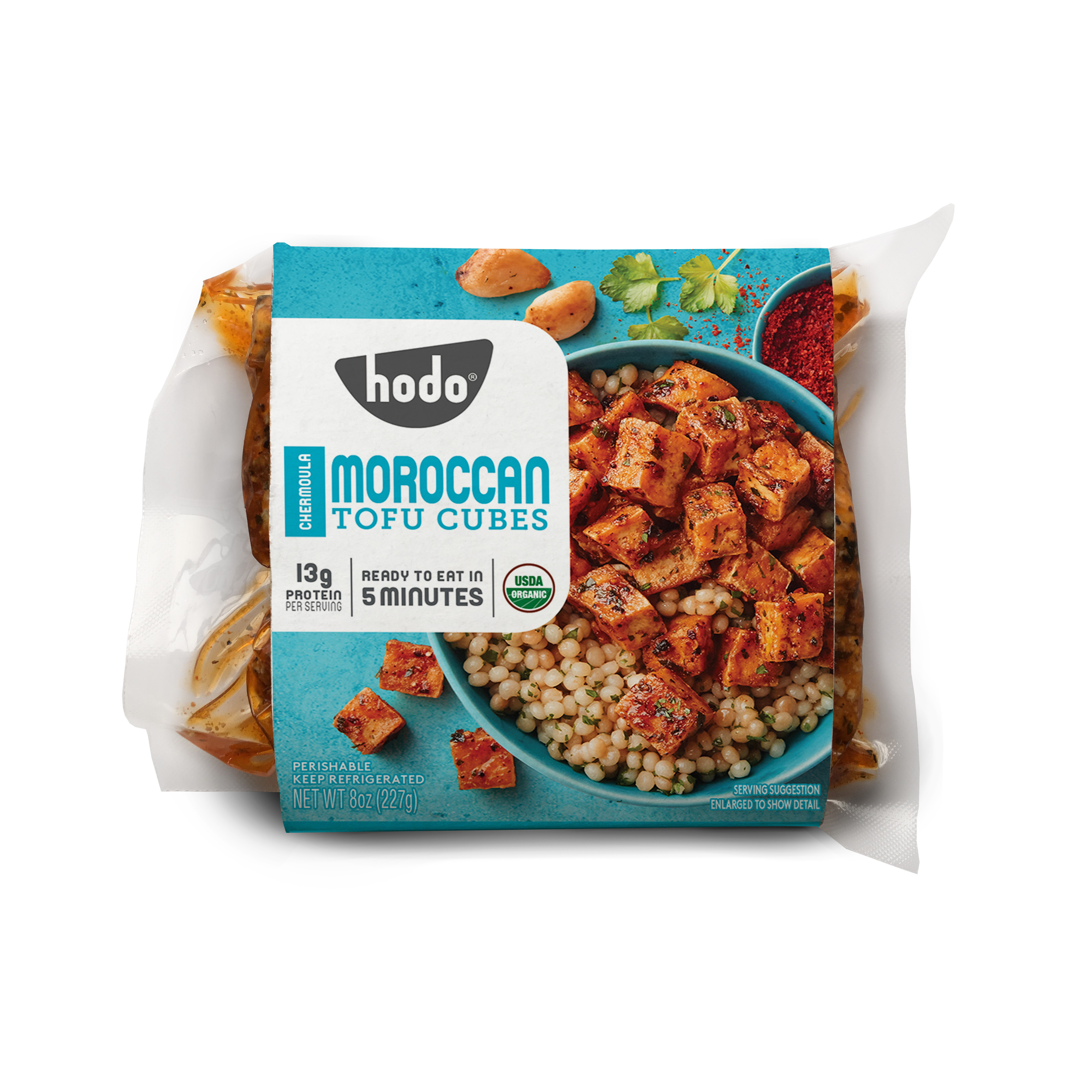 Chermoula Moroccan Tofu Cubes   The Natural Products Brands