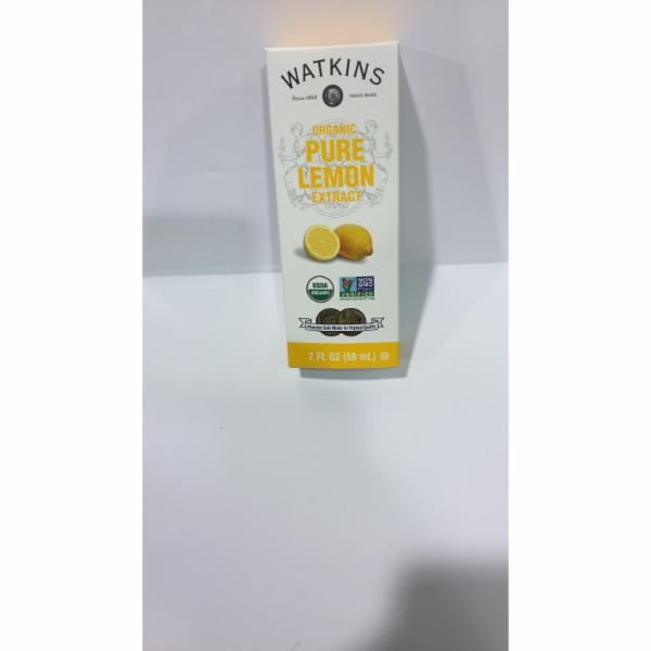 ORGANIC PURE LEMON EXTRACT | The Natural Products Brands