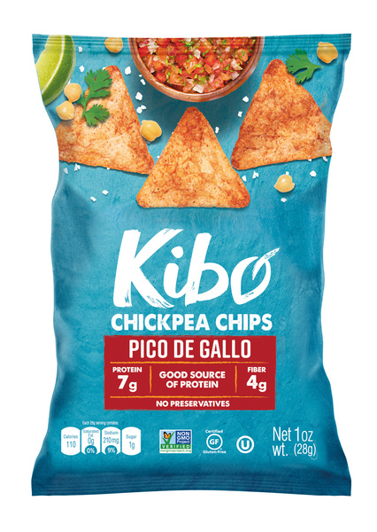 PICO DE GALLO CHICKPEA CHIPS | The Natural Products Brands Directory