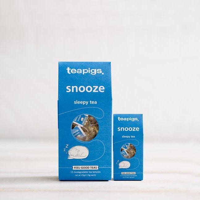 snooze our sleepy tea