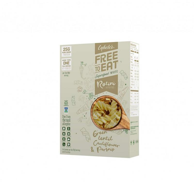 Superfood  White Veggie Pasta