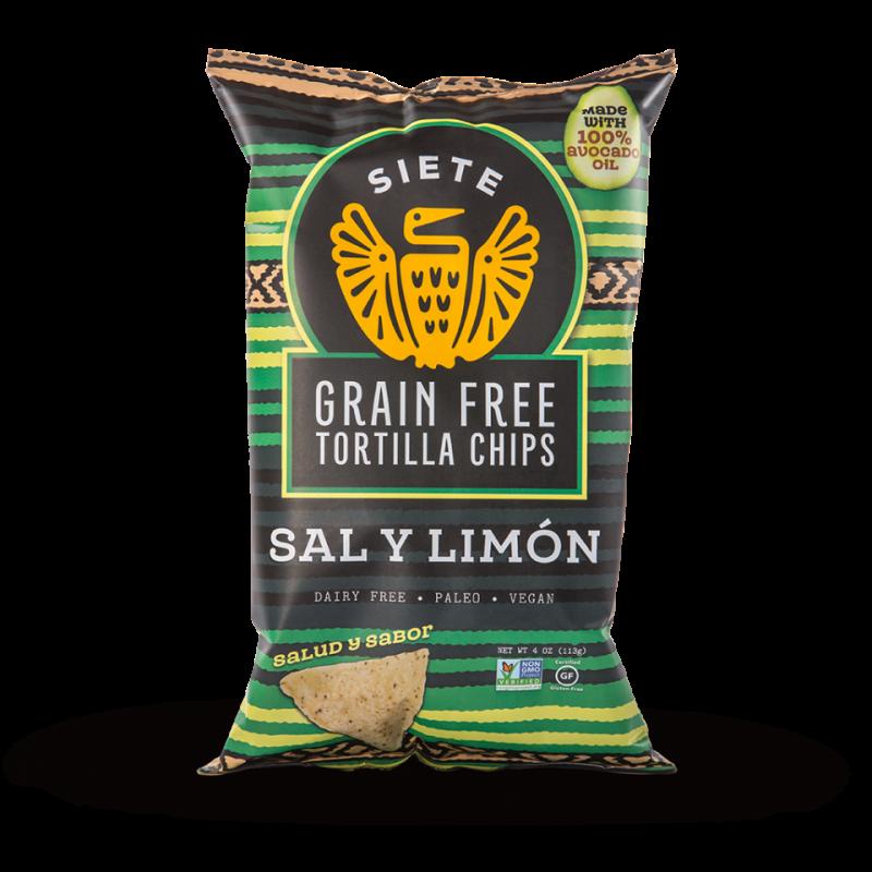 Sal y Limon Grain Free Tortilla Chips