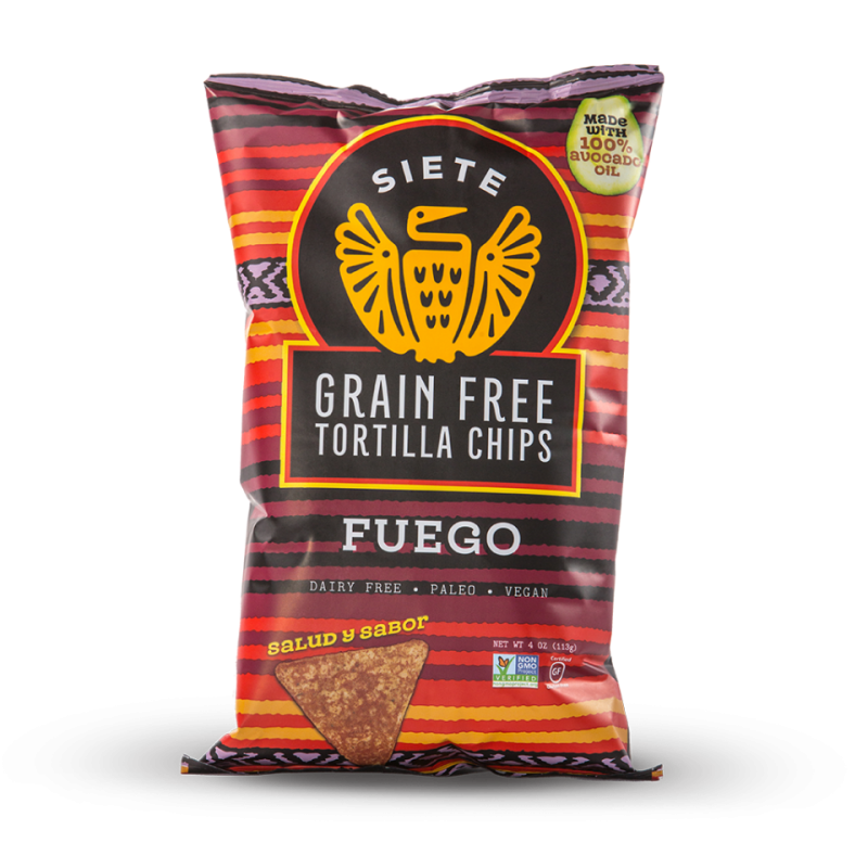 Fuego Grain Free Tortilla Chips