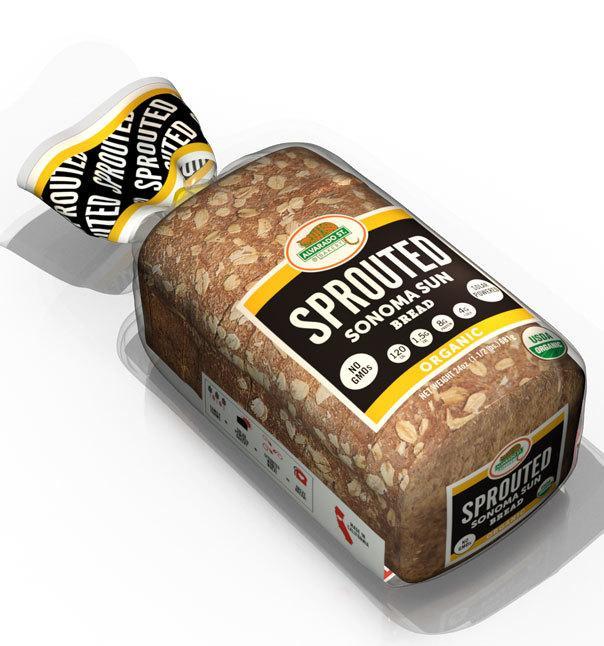 Sprouted Sonoma Sun Bread