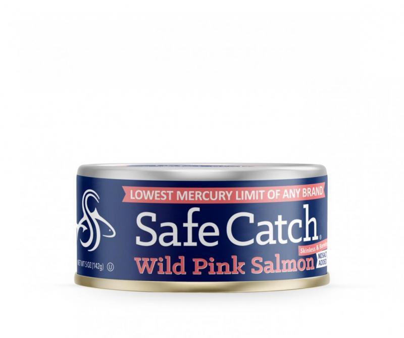 Alaskan Wild Pink Salmon – No Salt Added