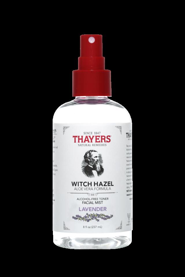 Thayers Alcohol-Free Lavender Witch Hazel Toner Facial Mist