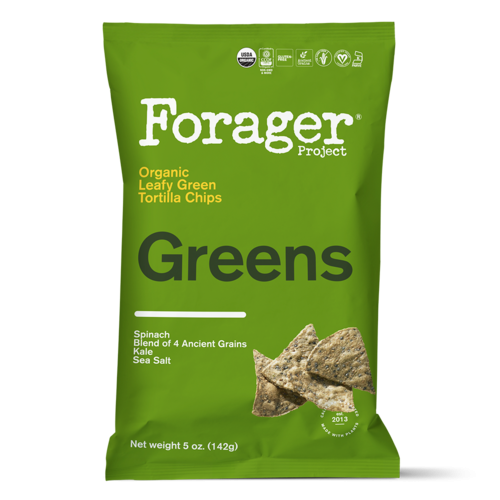 Organic Greens Vegetable Chips