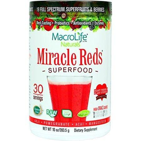 Miracle Reds - 30 Servings