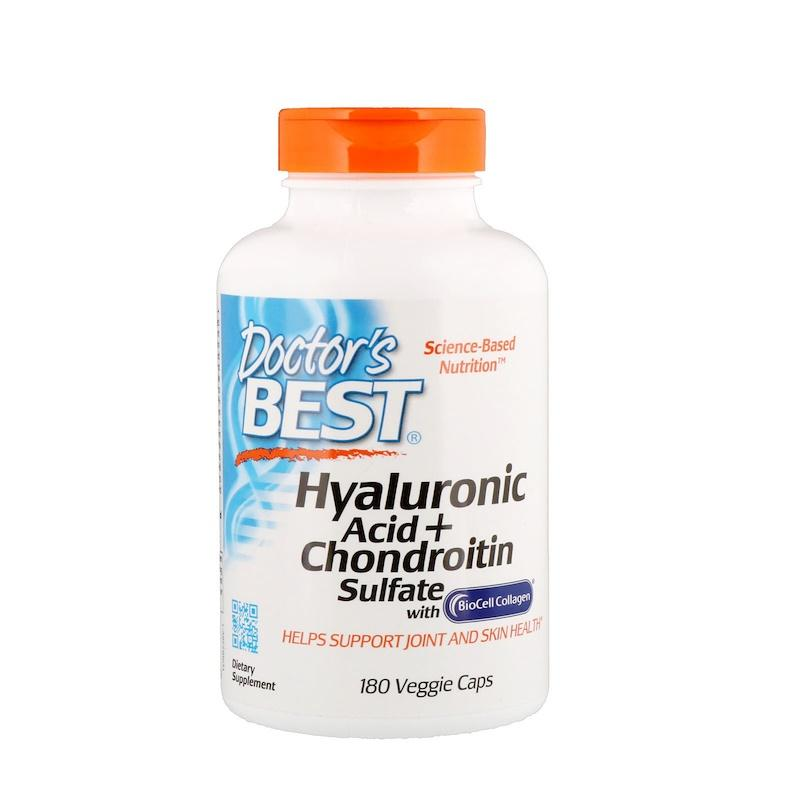 Hyaluronic Acid + Chondroitin Sulfate Dietary Supplement