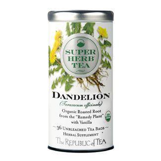 Organic Dandelion SuperHerb® Tea Bags