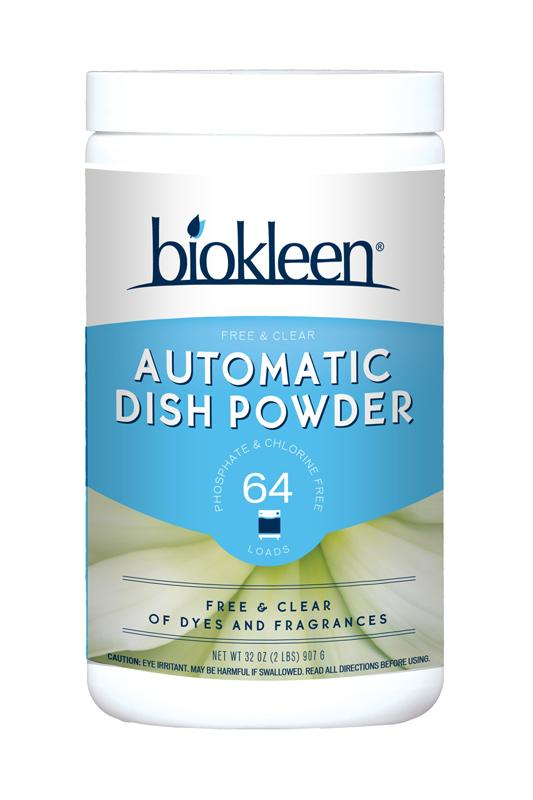 Free & Clear Automatic Dish Powder
