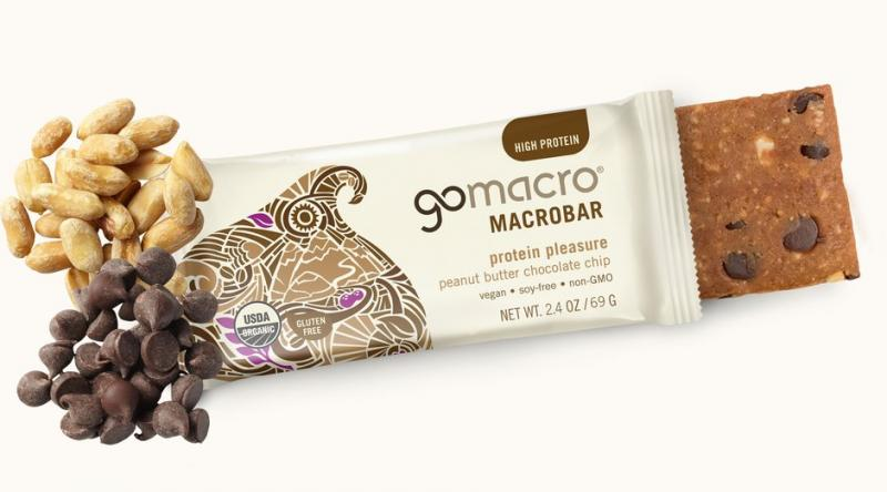 Protein Pleasure Macrobar Peanut Butter Chocolate Chip
