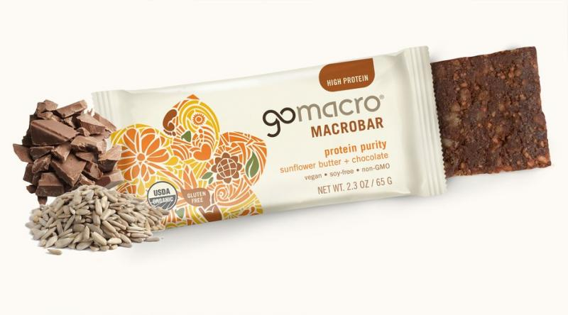 Macrobar Sunflower Butter + Chocolate