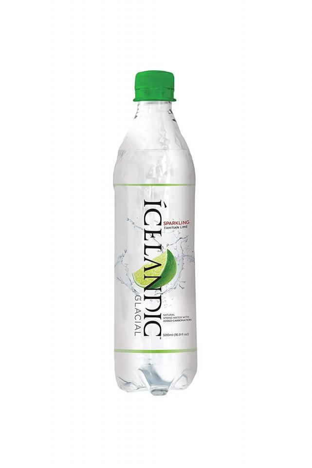 Natural Sparkling Spring Water - Tahitian Lime