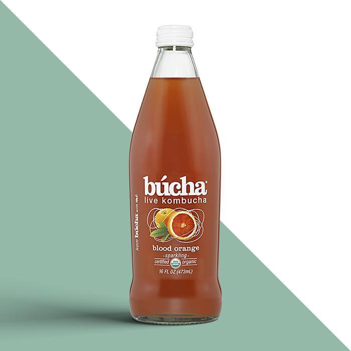 Bucha Guava Mango Kombucha Tea