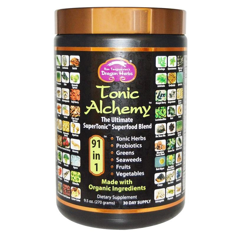 Tonic Alchemy The Ultimate Supertonic Superfood Blend