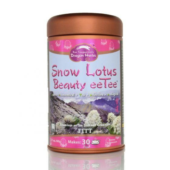 Snow Lotus eeTee in Jar