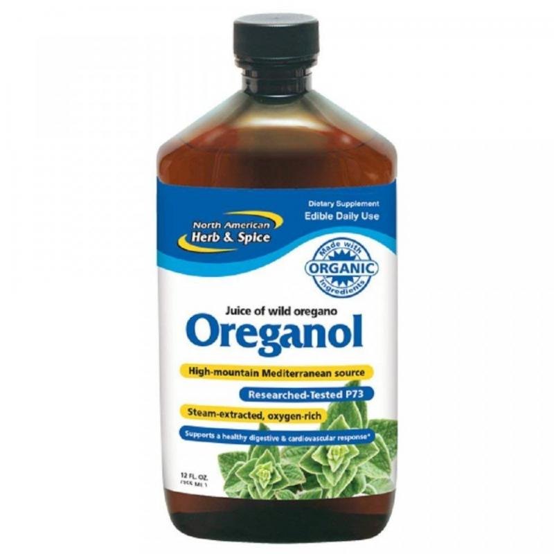 Oreganol P73 Juice – 12 FL. OZ.