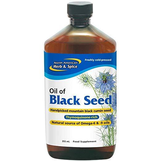 Oil Of Black Seed