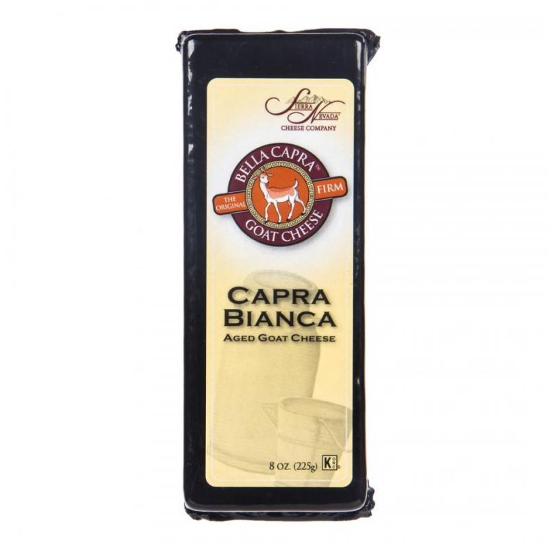 Capra Bianca Aged Goat Cheese